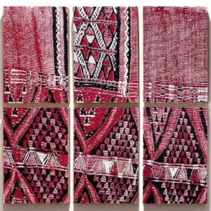 Mergoum Newiri Modular Silkscreen Print Set